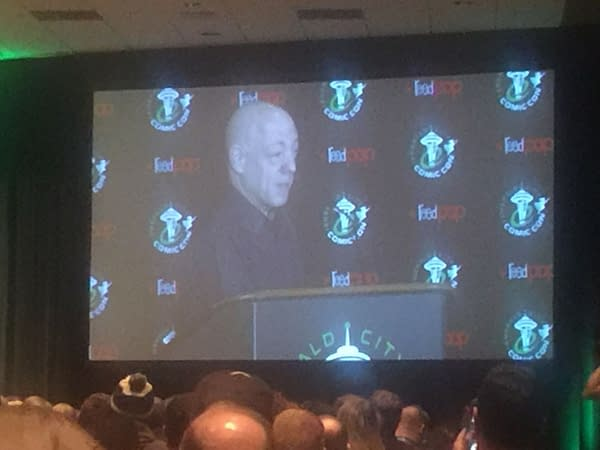 """Brian Michael Bendis at ECCC 2018: """"Truth is Under Siege in Our Society Today"""""""