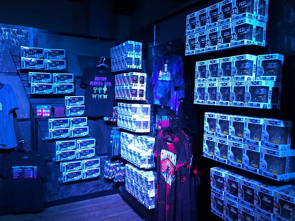 [#SXSW] Walking Through the Ready Player One Activation