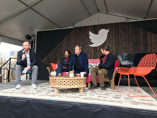 [#SXSW] What We Learned from Twitter's The Last Jedi Panel