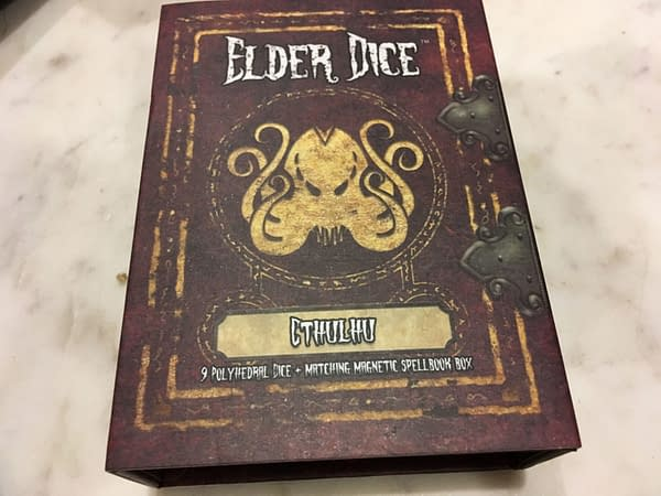 Elder Dice, Bringing a Bit of Eldritch Horror to All Your Tabletop Games