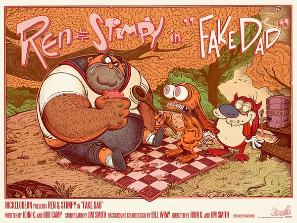 Ren and Stimpy Finish Out Mondo Nick Week With New Poster and Pins