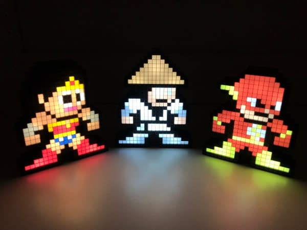 Reviewing More Pixelated Heroes from PDP's Pixel Pals