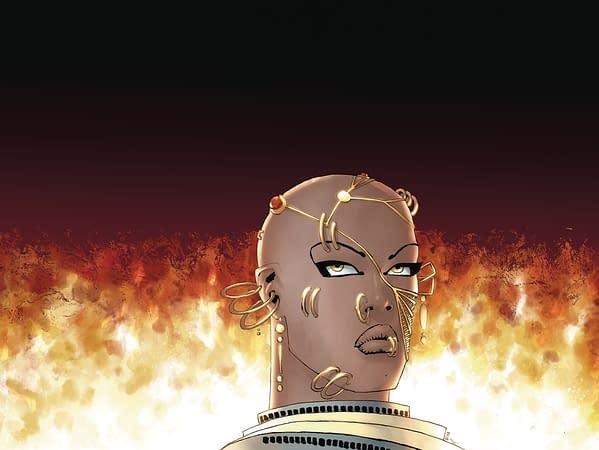 Dark Horse Comics Issues Warning Over Frank Miller Nudity in Xerxes
