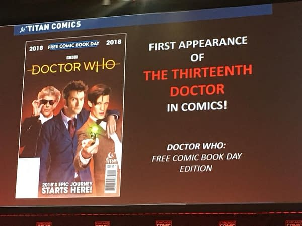 The Thirteenth Doctor Will Make Her Second Appearance in May