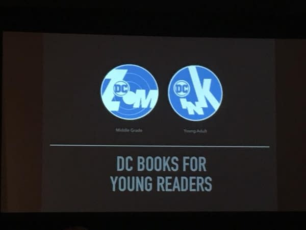 DC Ink and DC Zoom Imprints Delayed, Will Now Launch in 2019
