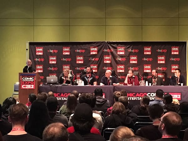 When Tom King Wrote 'Dick Grayson Meets the Holocaust' – The DC Universe Panel at C2E2