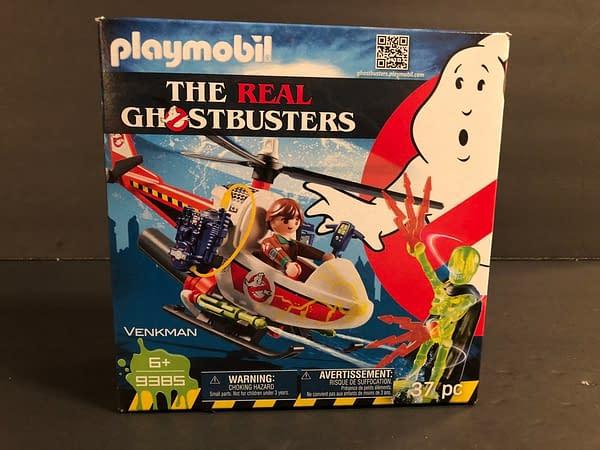 Playmobil Real Ghostbusters Venkman 1