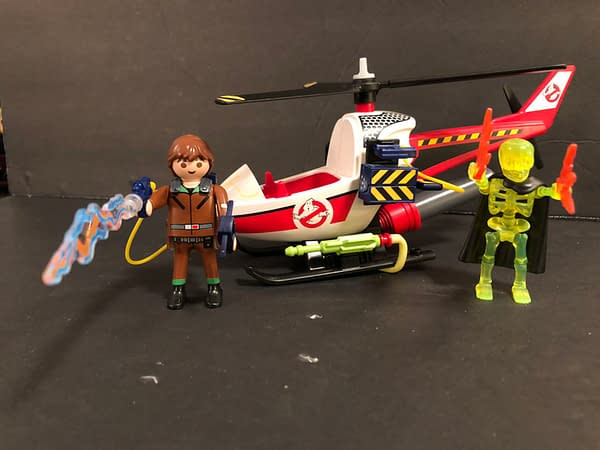 Playmobil Real Ghostbusters Venkman 5