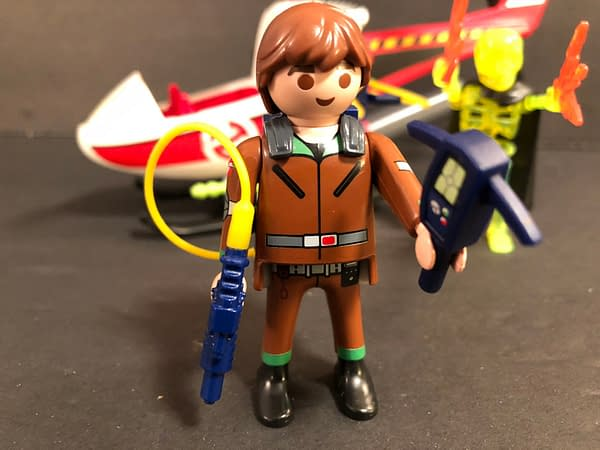 Playmobil Real Ghostbusters Venkman 6