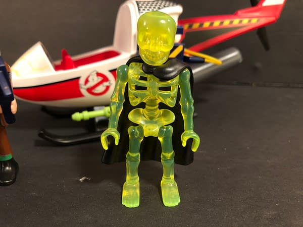 Playmobil Real Ghostbusters Venkman 7