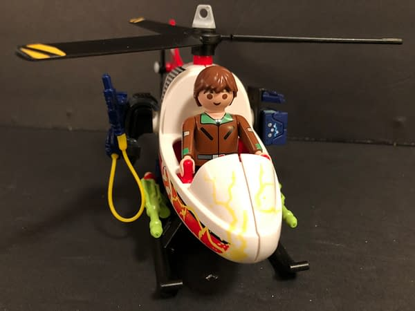 Playmobil Real Ghostbusters Venkman 8