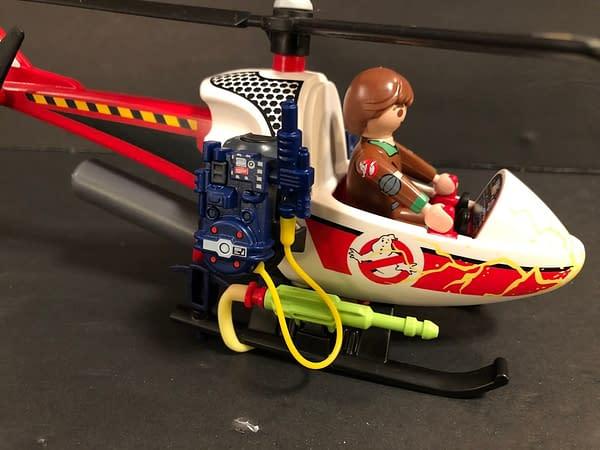 Playmobil Real Ghostbusters Venkman 10