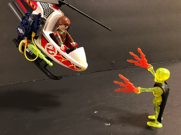 Playmobil Real Ghostbusters Venkman 11