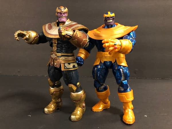 Marvel Select Thanos Disney Exclusive 6