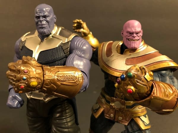 Marvel Select Thanos Disney Exclusive 12