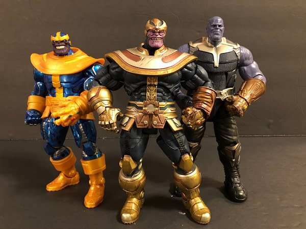 Marvel Select Thanos Disney Exclusive 14