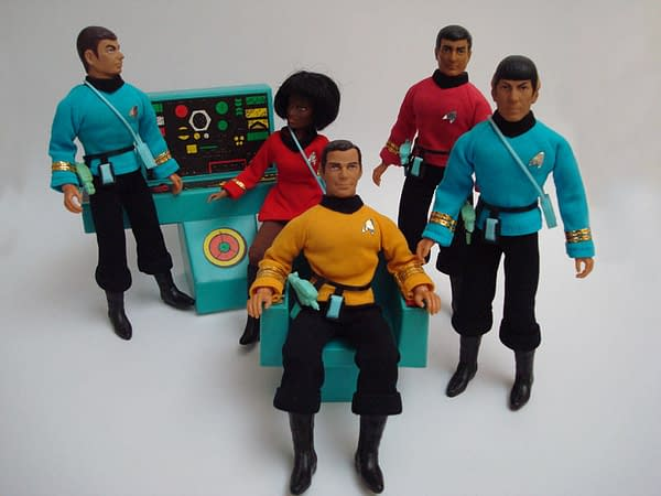 The Toys That Made Us Season 2, Episode 1 Talks Star Trek