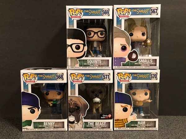 Funko The Sandlot Pops 1