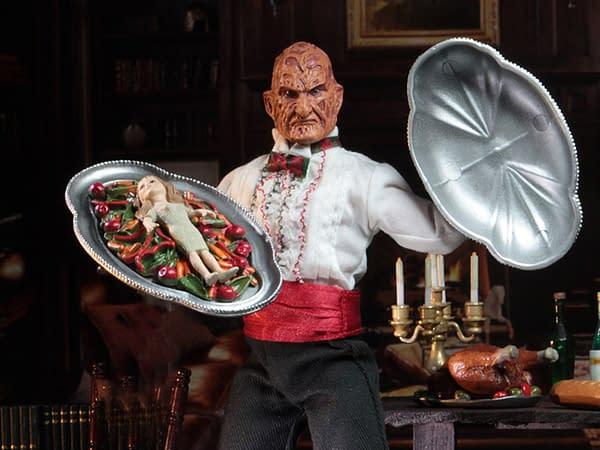 NECA Chef Freddy Krueger 1