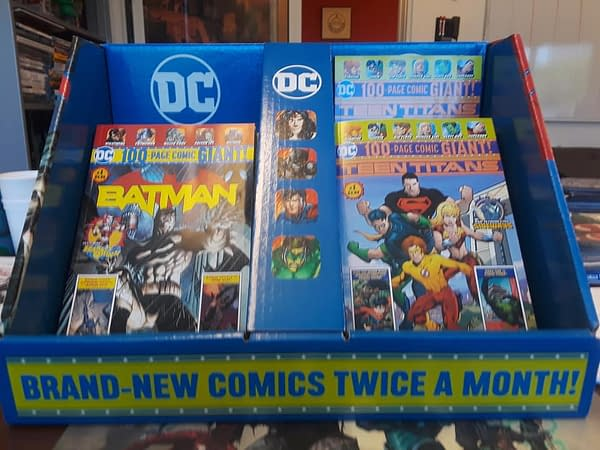 Comic Store in Your Future: We Welcome Our Walmart Overlords