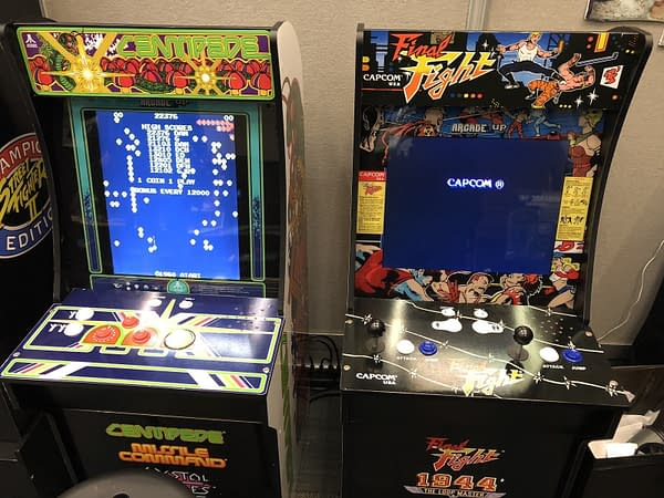 Arcade1Up Makes Us Want to Open an Arcade in Our Home