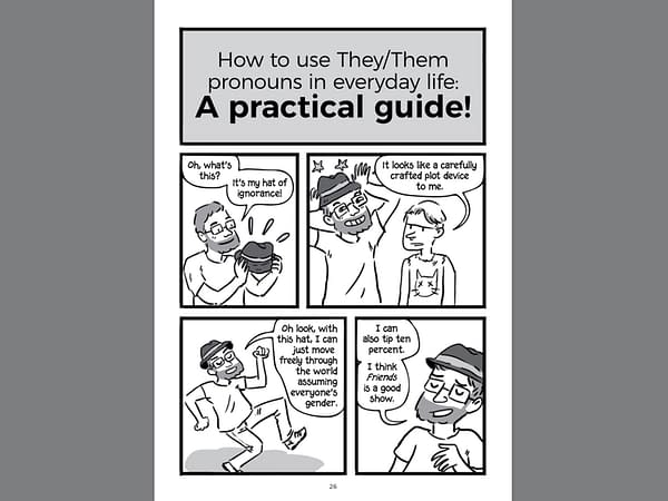 All Pros, No Cons: A Quick and Easy Guide to They/Them Pronouns