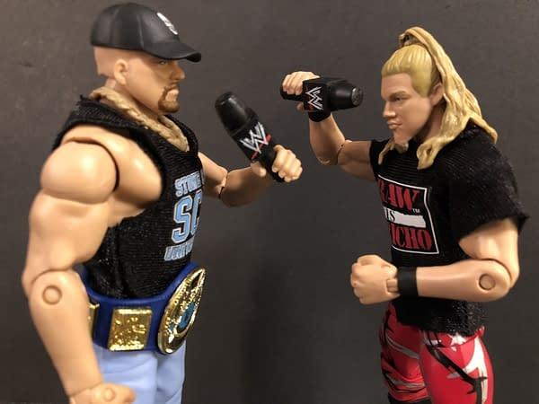Mattel Best of Attitude Era WWE Elite Figures 12