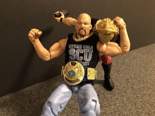 Mattel Best of Attitude Era WWE Elite Figures
