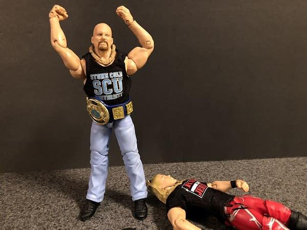 Mattel Best of Attitude Era WWE Elite Figures 16
