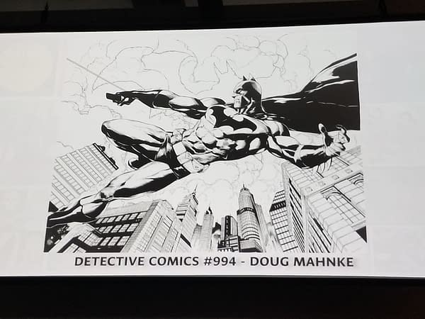 DC Confirms Pete Tomasi on Detective Comics with Doug Mahnke from #994