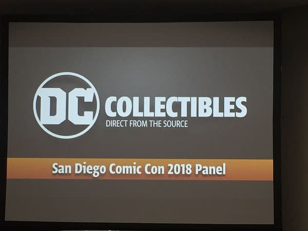 DC Collectibles at SDCC: Pray for My Wallet