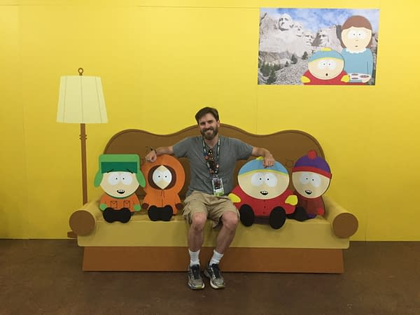 South Park: Cartman's Escape Room at SDCC is F***ing Impossible