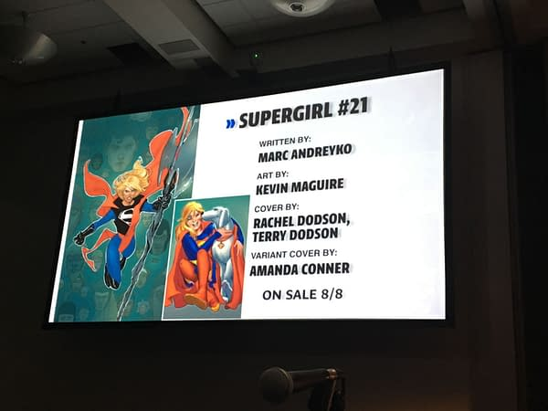Hawkman is Indiana Jones and More from DC's World's Finest Comics Panel [SDCC]