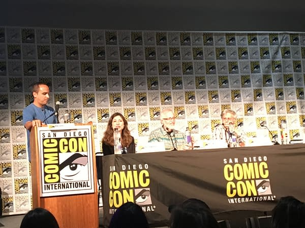 Which Comics Should Fans of DC TV/Film Start With? DC Broke It Down at SDCC