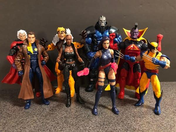X-Men Marvel Legends 2018 Wave 1