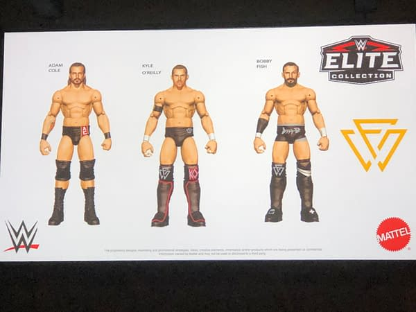 WWE Collectors Have Tons to Be Excited About: Mattel WWE at SDCC