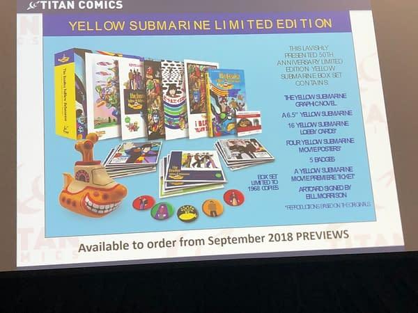 Titan to Publish The Wrath of Fantomas, Plus a Massive Yellow Submarine Box Set