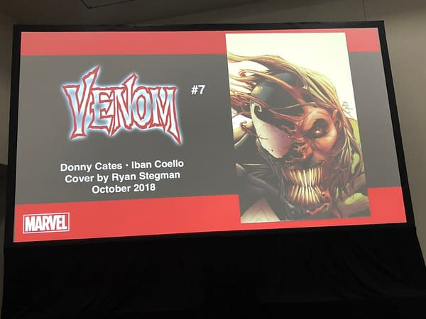 Donny Cates on the Future of Venom, Carnage Born, and That Dog