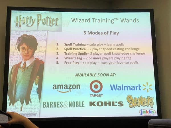 Jakks Pacific Brings Harry Potter, Nintendo, WWE, and Batman to SDCC