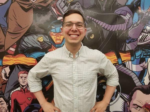Matthew Klein Leaves Valiant For Penguin Random House & Marvel Comics