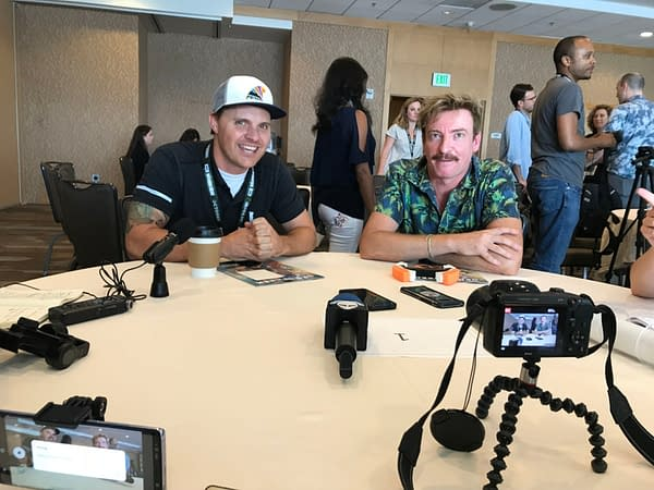 Voltron: Legendary Defender's Rhys Darby On The Evolution of Coran at SDCC