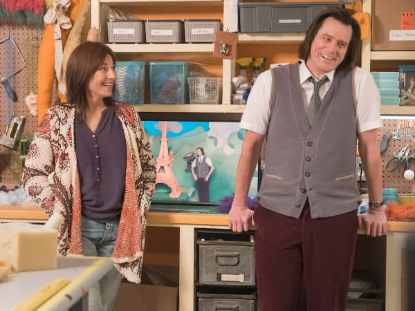 "Kidding Season 1, Episode 1 'Green Means Go' Review: ""I'm Not that Word. That 'P' Word"""