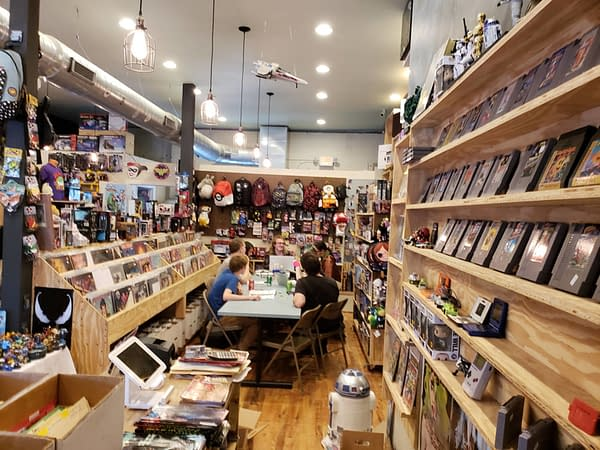 Employee Took Closing North Carolina Comic Store, Reopened It as Morgan's Comics