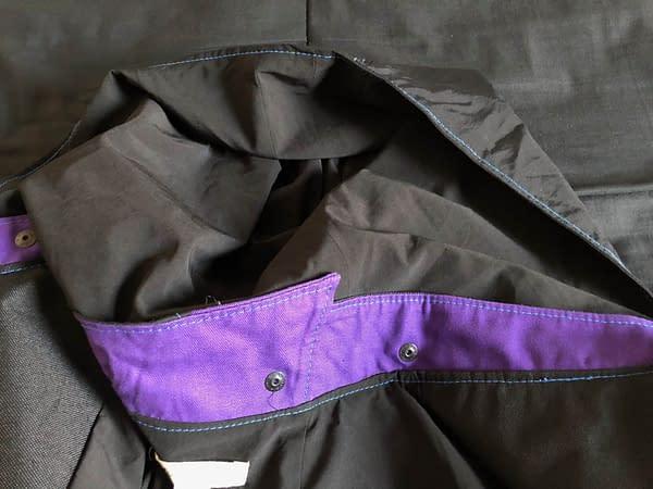 Winter Cosplay: We Review Volante Design's Augment J3 Jacket