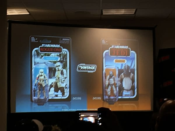 Hasbro Reveals New Vintage Collection, Black Series Figures at NYCC