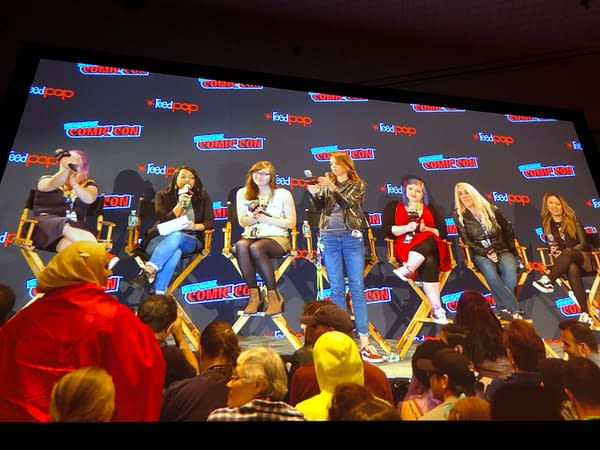 The Talent and Diversity Question at NYCC's 'Women of Marvel' Panel
