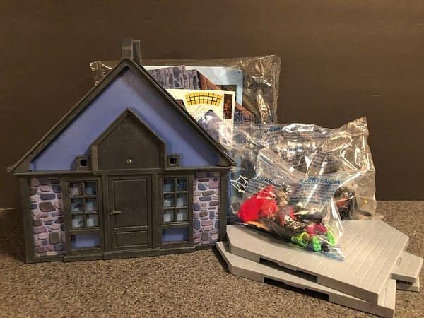 Playmobil Take Along Haunted House 3