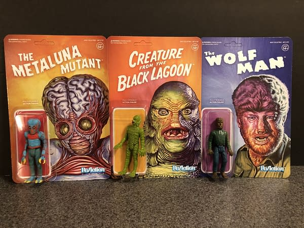 Super7 Universal Monsters ReAction Figures Wave 1 1