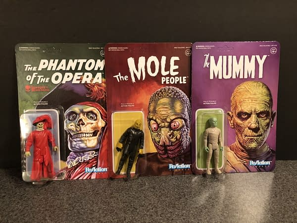 Super7 Universal Monsters ReAction Figures Wave 1 5