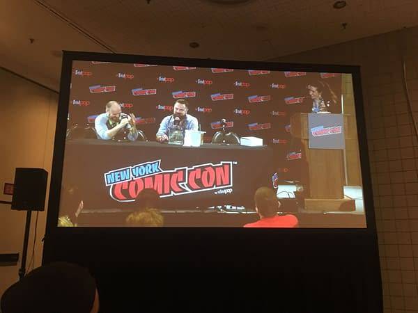 Tom King Makes NYCC Promise Not to Kill any Robins